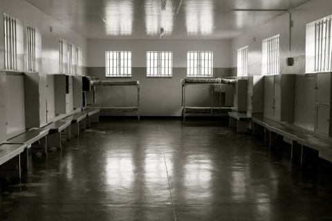 Sala w więzieniu