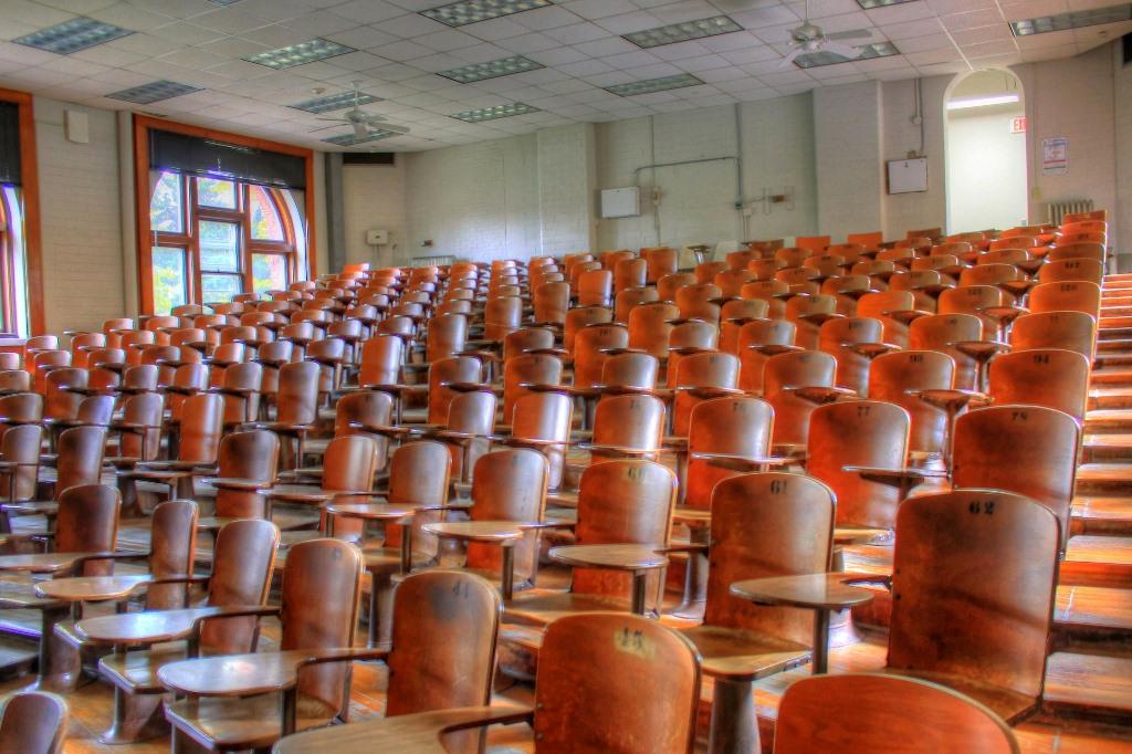 Aula na uczelni